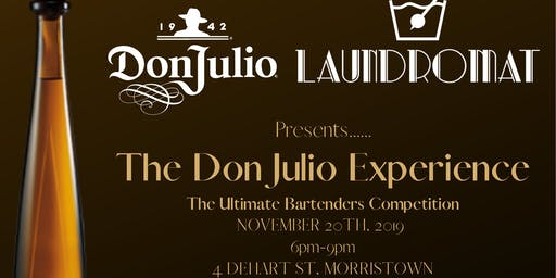 """Who is Don Julio?"" The Don Julio Experience"