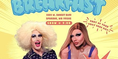 Eggy Sue & Baby Toast present: Breakfast tickets