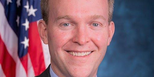 Wasatch Business Series welcomes Congressman Ben McAdams