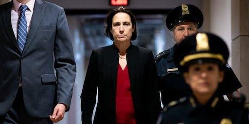 Impeachment Hearings: Dr. Fiona Hill