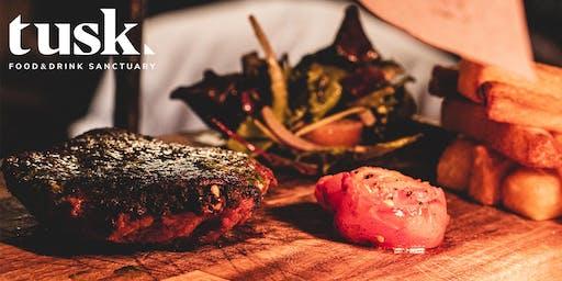 Vegan Steak Night #3