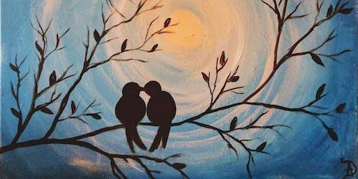 Paint & Pints w/ Amy Davenport