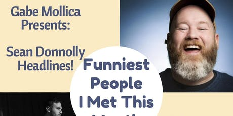 The Funniest People I Met This Month tickets