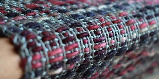 Weaving taster - Lynne's Loom