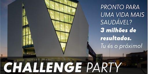CHALLENGE PARTY - Fábrica das Palavras