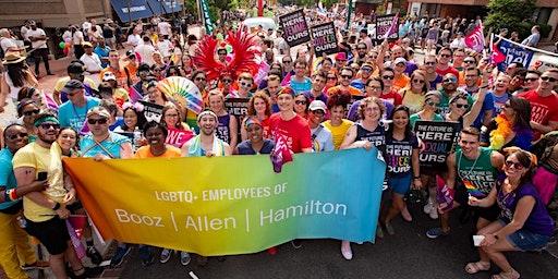 2019 Booz Allen Hamilton GLOBE LGBTQ Network Holiday Party
