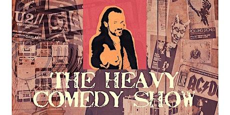 """David César """"El cómico heavy"""" entradas"""