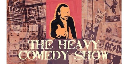 """David César """"El cómico heavy"""""""