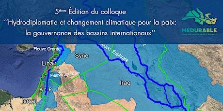Hydrodiplomatie et Changement Climatique pour la Paix billets