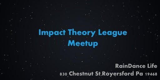 Impact Theory League Meetup