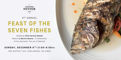 3rd Annual Feast of the Seven Fishes