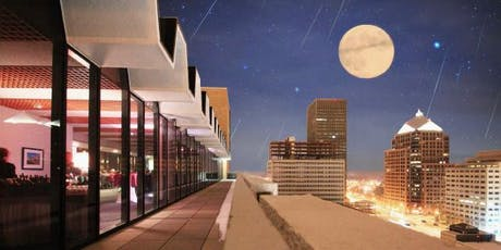 Rooftop Holiday Party During the Full Moon & Most Prolific Meteor Shower of the Year tickets