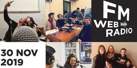 SEMINARIO FM WEB RADIO 2019 biglietti