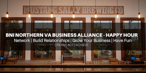 BNI NOVA Business Alliance Happy Hour