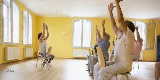 Chair Yoga for Older Adults