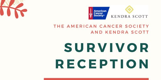 American Cancer Society Survivor Appreciation with Kendra Scott
