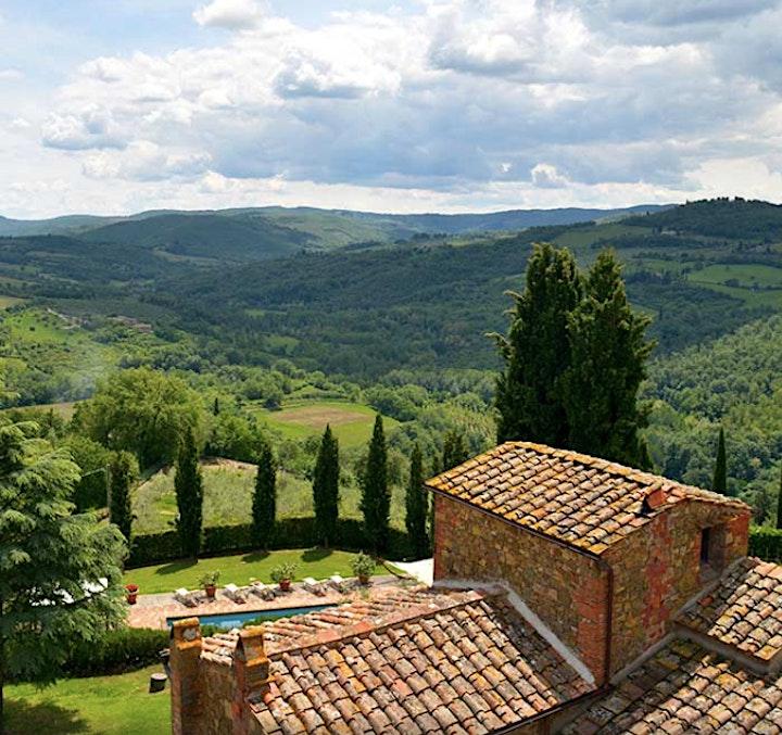 Writing Tuscany Retreat image