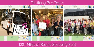 100+ Miles Thrift-A-Thon Leaving Boca/Deerfield/Ft. Lauderdale  to Naples