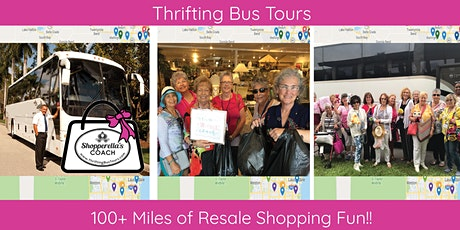 100+ Miles Thrift-A-Thon Leaving Boca/Deerfield/Ft. Lauderdale  to Naples tickets