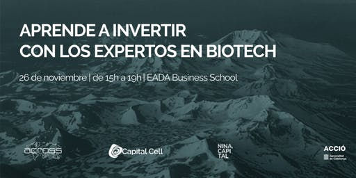 Curso - ¿Cómo invertir en Biotech?