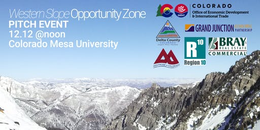 Western Slope Opportunity Zone Event