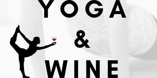 Yoga and Wine