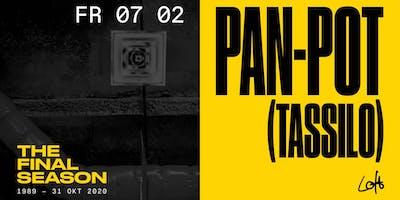 Pan-Pot (Tassilo) im Loft