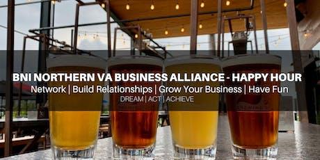 BNI NOVA Business Alliance Happy Hour tickets