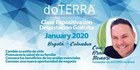 Presentación dōTERRA Bogota, Colombia tickets