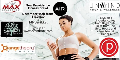 New Providence Fitness Crawl