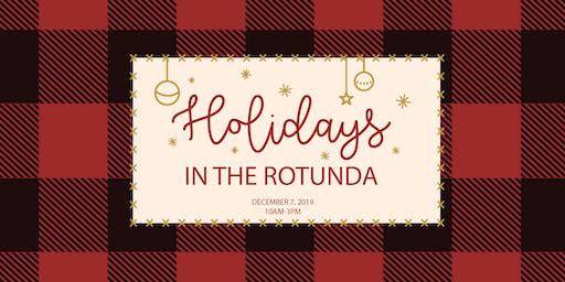 Holidays in the Rotunda