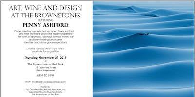ART, WINE and DESIGN at The Brownstones at Red Bank - Photography Exhibit