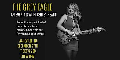 An Evening With Ashley Heath