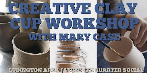 Creative Clay Cup Workshop