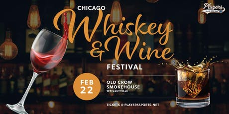 Chicago Whiskey & Wine Festival tickets
