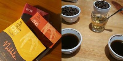Coffee Tasting (and chocolate pairing!)