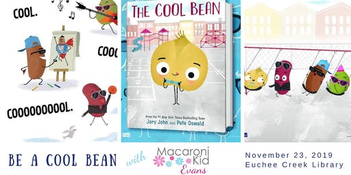Be A Cool Bean with Macaroni Kid Evans!
