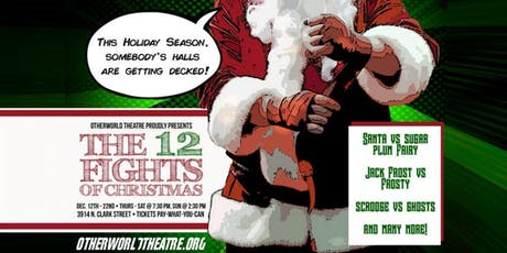 12 Fights of Christmas tickets