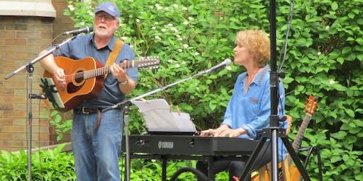 A Musical Brunch with MAC-TALLA ROAD (Bob MacLean & Carole Pines)