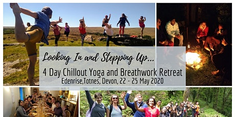4 Day Chillout Yoga and Breathwork Retreat, Devon - DEPOSIT tickets