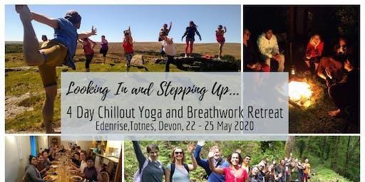 4 Day Chillout Yoga and Breathwork Retreat, Devon - DEPOSIT
