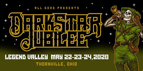 Dark Star Jubilee 2020 tickets