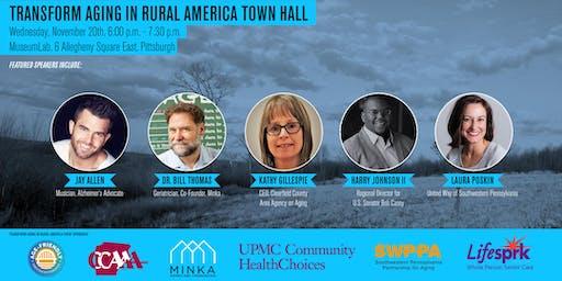 Transform Aging in Rural America
