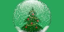 Family Christmas Craft - Snow globes