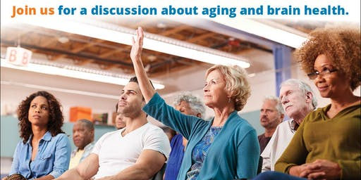Innovation Showcase and Discussion on Aging + Brain Health:  North York
