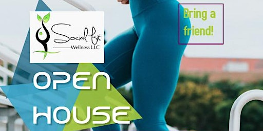 Open House: Hip Hop Yoga, Spa Party, Smoothies, Beginner Yoga