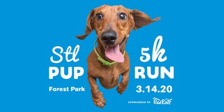 5K Pup Run tickets