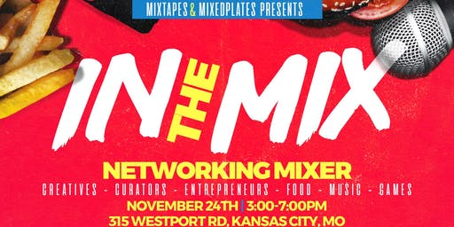 In The Mix - Networking Mixer
