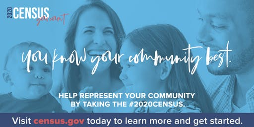 2020 Census Community Grant Cohort Session #1