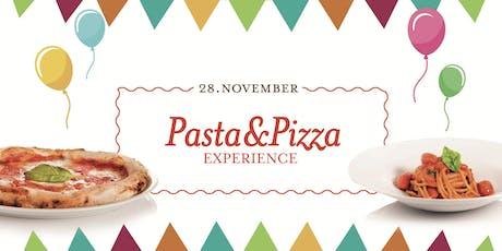 Pasta & Pizza Experience Tickets